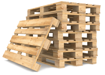 New and Used Wooden Pallets