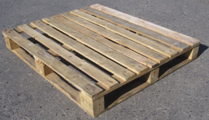 Used Wooden Pallets, 60% Of The Cost Of Buying New!