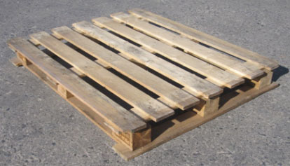 Used Wooden Pallets | UK Standard Sized Pallets | Associated Pallets