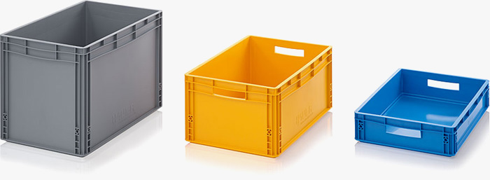 Plastic Crates and Containers plastic boxes