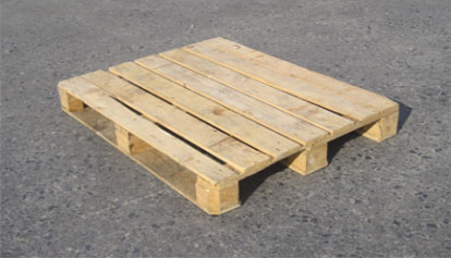 Used Wooden Pallets | 60% Of The Cost Of New | Associated Pallets